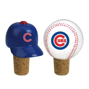 Chicago Cubs Bottle Cork Set