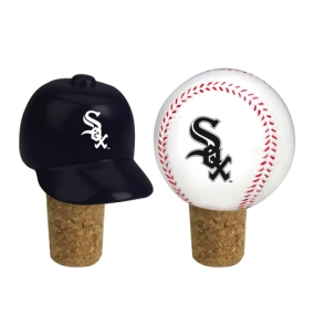 Chicago White Sox Bottle Cork Set