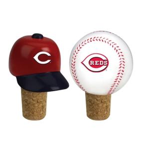 Cincinnati Reds Bottle Cork Set
