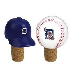 Detroit Tigers Bottle Cork Set