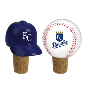 Kansas City Royals Bottle Cork Set