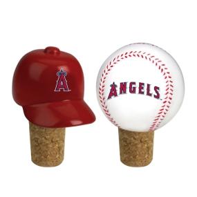 Anaheim Angels Bottle Cork Set