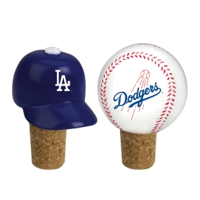 Los Angeles Dodgers Bottle Cork Set