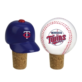 Minnesota Twins Bottle Cork Set