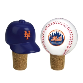 New York Mets Bottle Cork Set