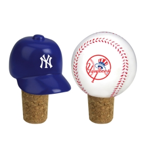 New York Yankees Bottle Cork Set