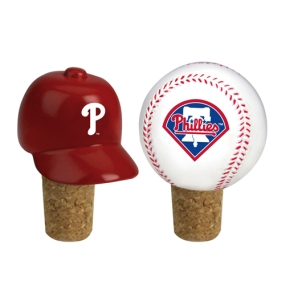 Philadelphia Phillies Bottle Cork Set