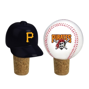 Pittsburgh Pirates Bottle Cork Set