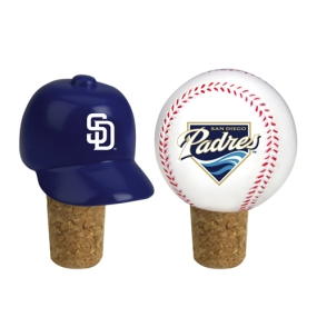 San Diego Padres Bottle Cork Set