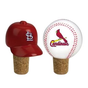 St. Louis Cardinals Bottle Cork Set