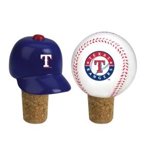 Texas Rangers Bottle Cork Set