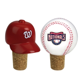 Washington Nationals Bottle Cork Set
