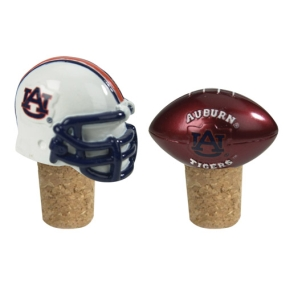 Auburn Tigers Bottle Cork Set