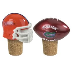 Florida Gators Bottle Cork Set