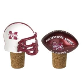 Mississippi State Bulldogs Bottle Cork Set