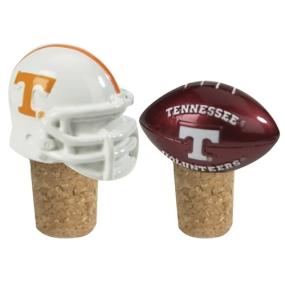 Tennessee Volunteers Bottle Cork Set