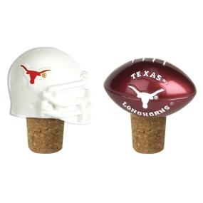 Texas Longhorns Bottle Cork Set