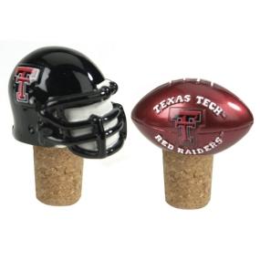 Texas Tech Red Raiders Bottle Cork Set