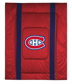 Montreal Canadiens Sidelines Comforter