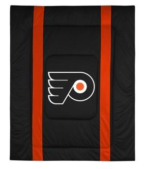 Philadelphia Flyers Sidelines Comforter