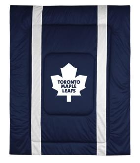 Toronto Maple Leafs Sidelines Comforter