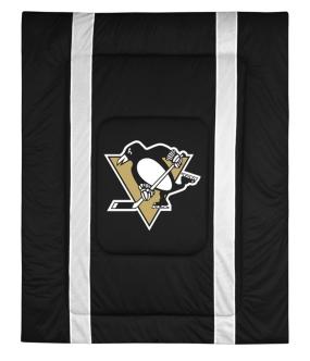 Pittsburgh Penguins Sidelines Comforter