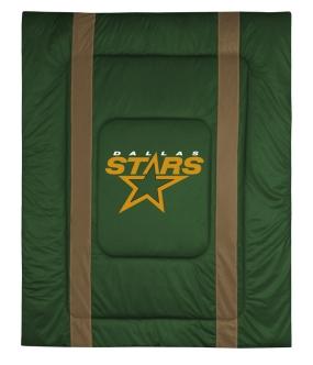 Dallas Stars Sidelines Comforter