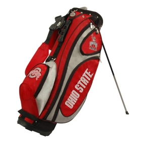 Ohio State Buckeyes GridIron Stand Golf Bag
