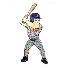 Boston Red Sox Animated Lawn Figure