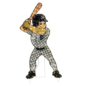 Detroit Tigers Animated Lawn Figure