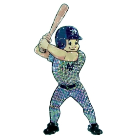 New York Yankees Animated Lawn Figure