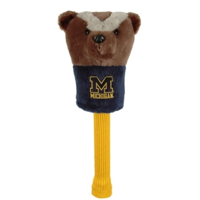Michigan Wolverines Mascot Headcover