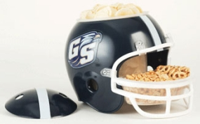 Georgia Southern Eagles Snack Helmet