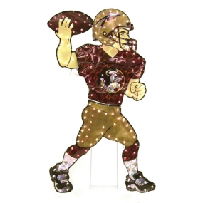 Florida State Seminoles Animated Lawn Figure