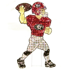 Georgia Bulldogs Animated Lawn Figure