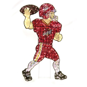 Iowa State Cyclones Animated Lawn Figure