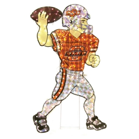 Oregon State Beavers Animated Lawn Figure