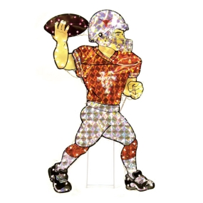 Texas Longhorns Animated Lawn Figure