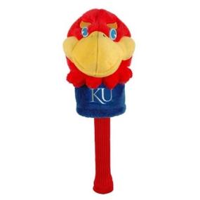 Kansas Jayhawks Mascot Headcover