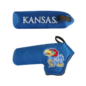 Kansas Jayhawks Blade Putter Cover