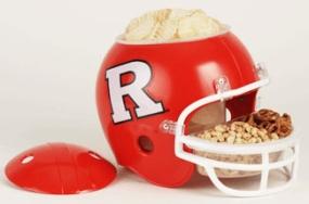 Rutgers Scarlet Knights Snack Helmet