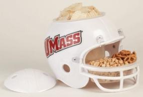 UMass Minutemen Snack Helmet