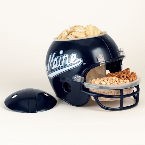 Maine Black Bears Snack Helmet