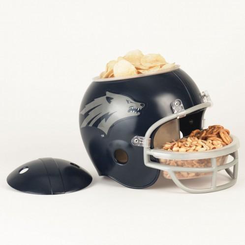 Nevada Wolfpack Snack Helmet