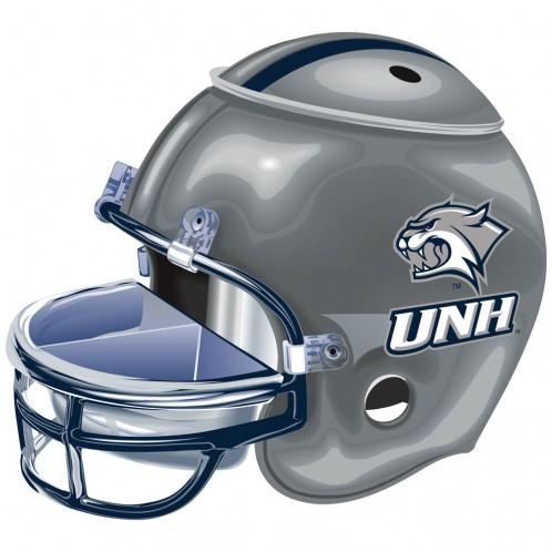 UNH Wildcats Snack Helmet