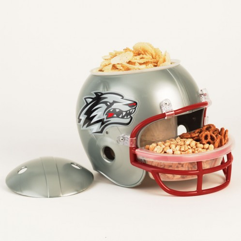 New Mexico Lobos Snack Helmet