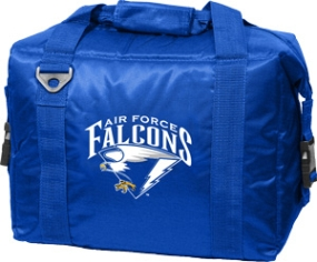 Air Force Falcons 12 Pack Cooler
