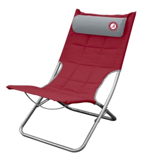 Alabama Crimson Tide Lounger Chair