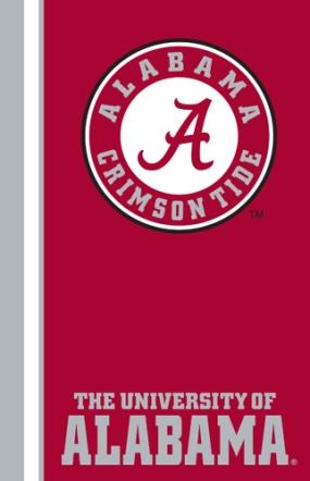 Alabama Crimson Tide Ultra Soft Blanket