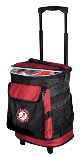 Alabama Crimson Tide Rolling Cooler